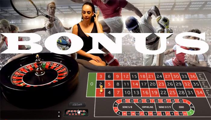 Casino-Bonus Live Roulette online