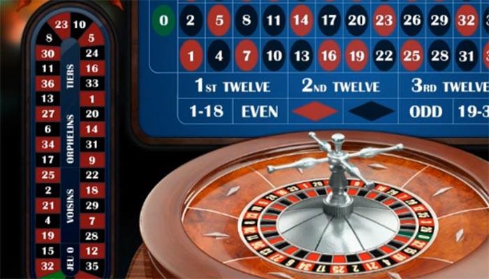 Europäisches Roulette online spielen