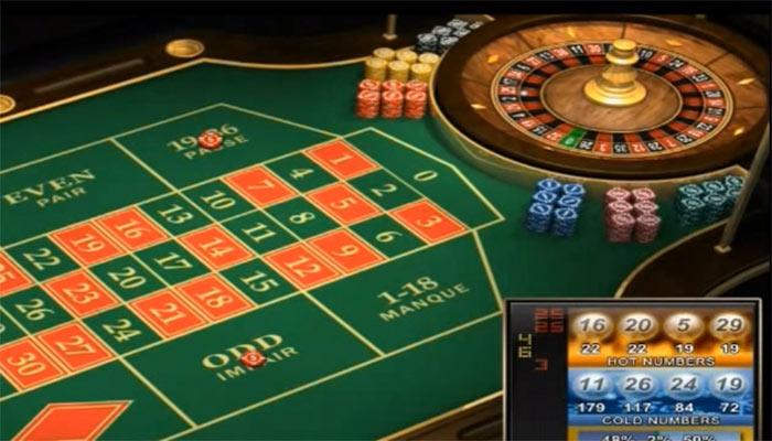 Französisches Roulette online spielen