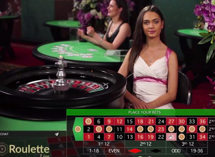 Live Roulette Test Mr Green Casino