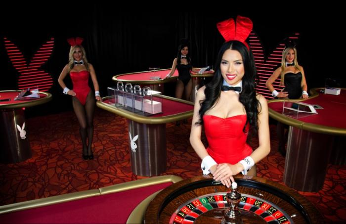 Microgaming Live Roulette mit Playboy Bunnies Test